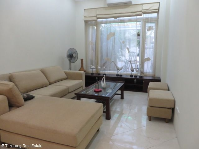 Villa for lease with 4 bedrooms, fully furnished in T9 Ciputra 10