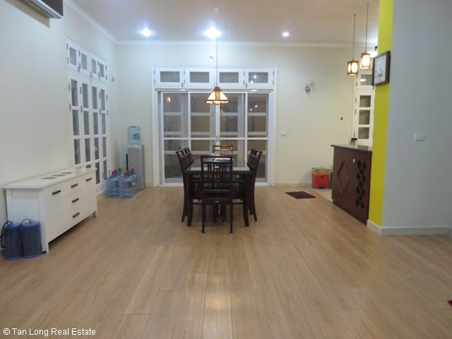 Villa for lease with 4 bedrooms, fully furnished in T9 Ciputra 8