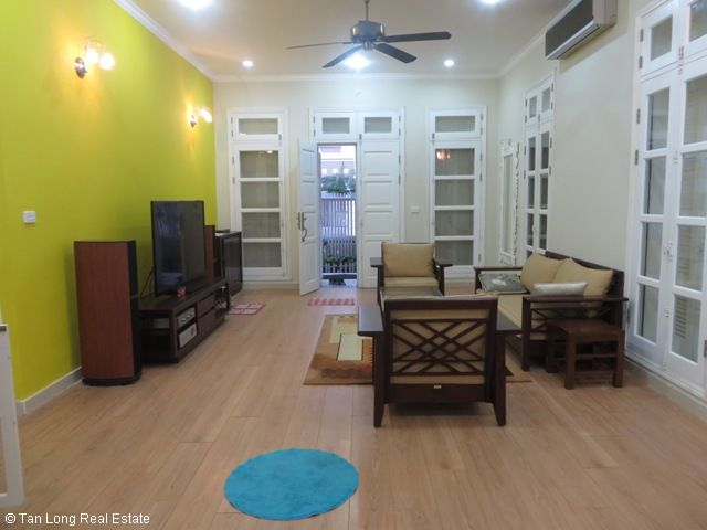 Villa for lease with 4 bedrooms, fully furnished in T9 Ciputra 9