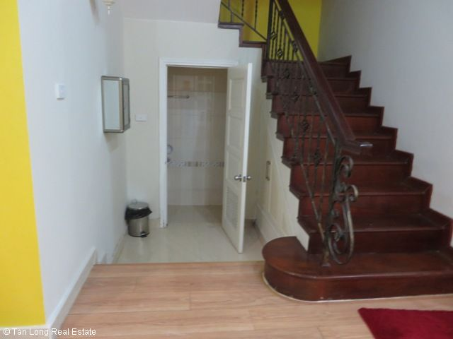 Villa for lease with 4 bedrooms, fully furnished in T9 Ciputra 5