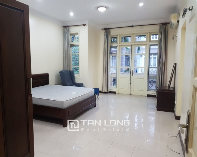 Villa for rent in Ciputra urban area, Tay Ho District, Ha Noi. 2