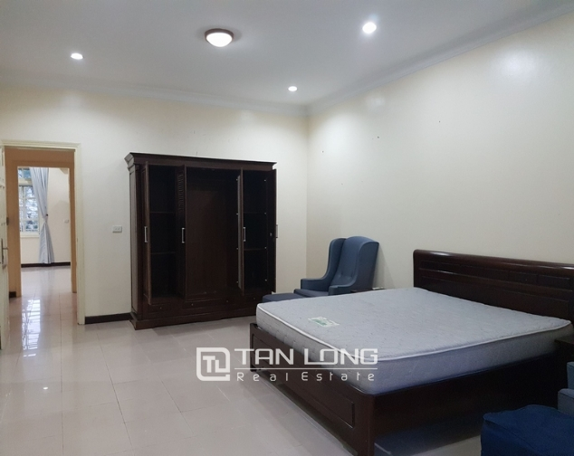 Villa for rent in Ciputra urban area, Tay Ho District, Ha Noi. 4