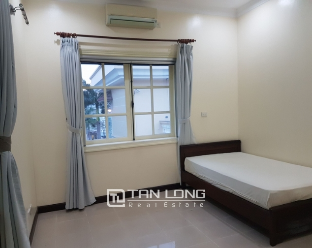 Villa for rent in Ciputra urban area, Tay Ho District, Ha Noi. 5
