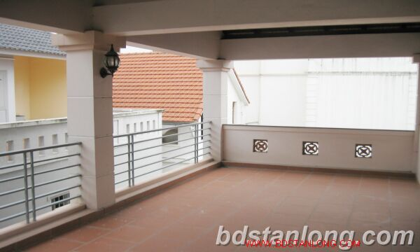 Villa for rent in Tay Ho road, Tay Ho dist, Hanoi 6