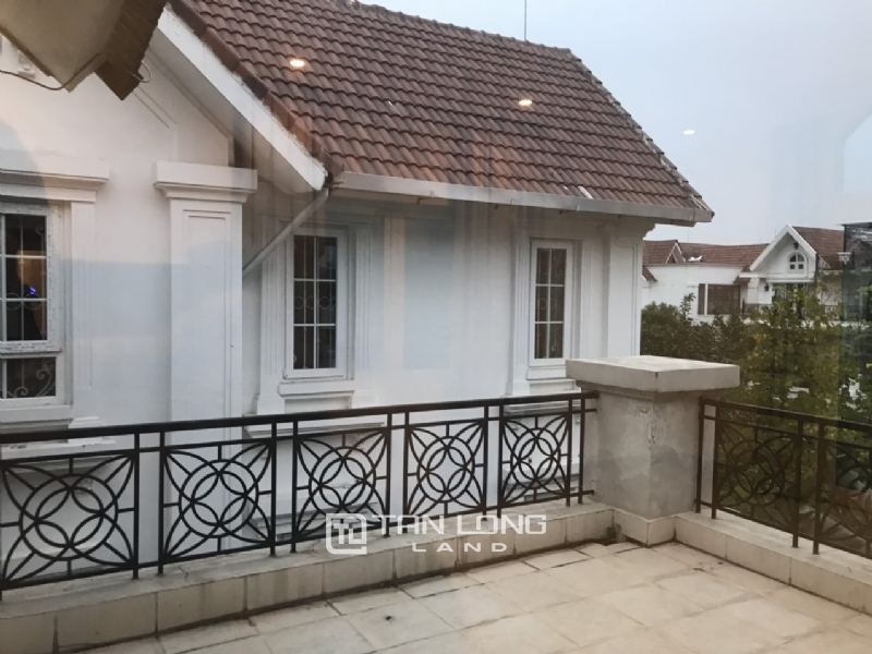 Villa For Rent In Vinhomes Riverside Fully Furnished, Have Basement 12
