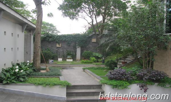 Villa for rent in Vuon Dao, Tay Ho district, Hanoi 4