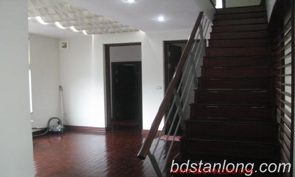 Villa for rent in Vuon Dao, Tay Ho district, Hanoi 6