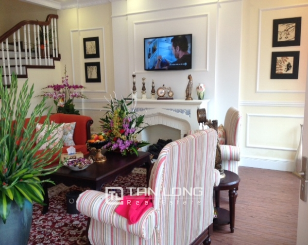 Villa For Rent on Anh Dao 6, Vinhomes Riverside, 162 sqm 3