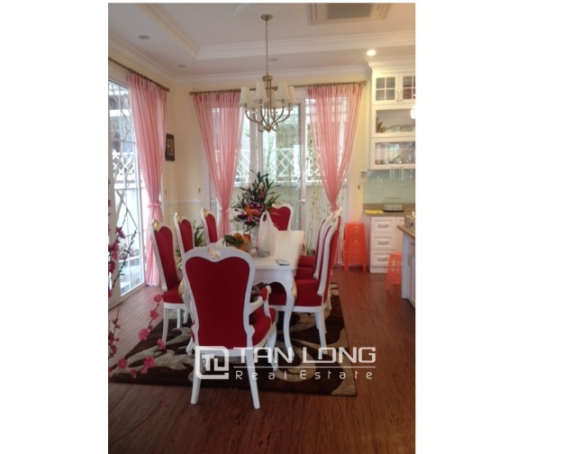Villa For Rent on Anh Dao 6, Vinhomes Riverside, 162 sqm 5