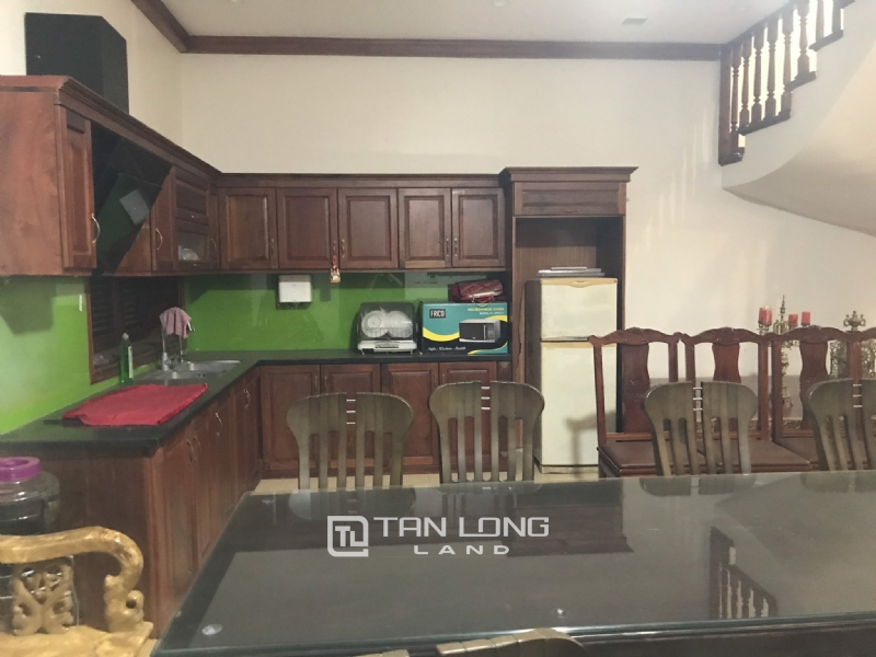 VILLA FOR RENT WITH HIGH CLASS FURNISHED  - VINHOMES RIVERSIDE, LONG BIEN DISTRICT 6