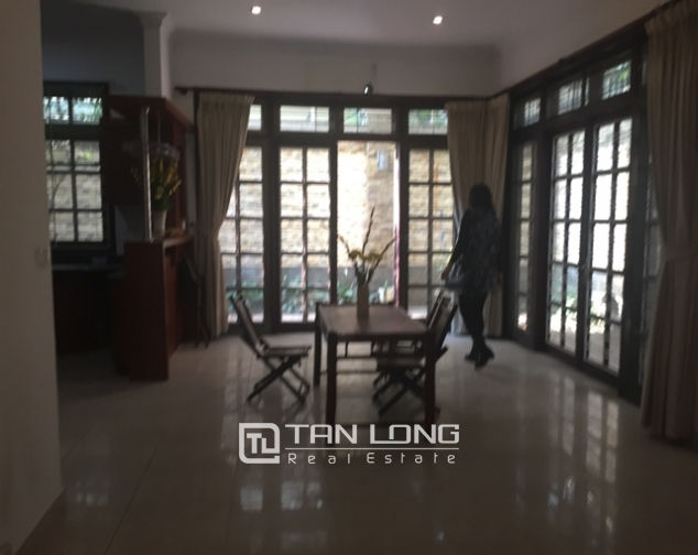 Villa for sale in D3 Ciputra Hanoi, 4 beds/ 4 baths 5