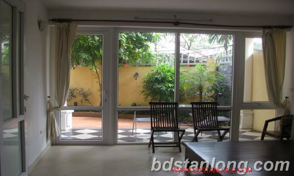 Villa in Dang Thai Mai street, Tay Ho district for rent 6