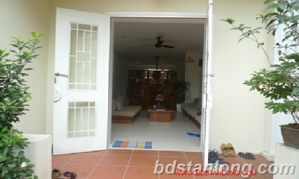 Villa in Tay Ho road, Tay Ho district for rent. 5