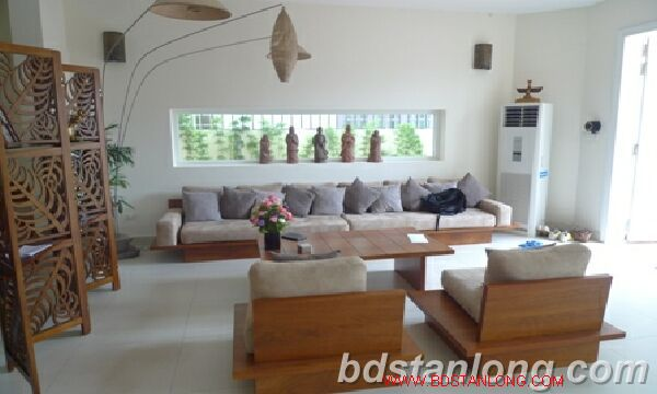 Villa in Tay Ho road, Tay Ho district for rent. 6
