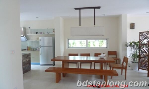 Villa in Tay Ho road, Tay Ho district for rent. 8