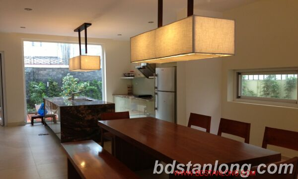 Villa in Tay Ho road, Tay Ho district for rent. 9