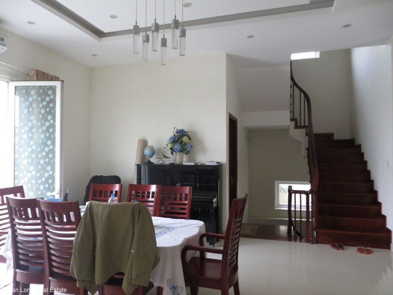 Villa on Hoa Lan road in Vinhomes Riverside for sale, Long Biên district 10