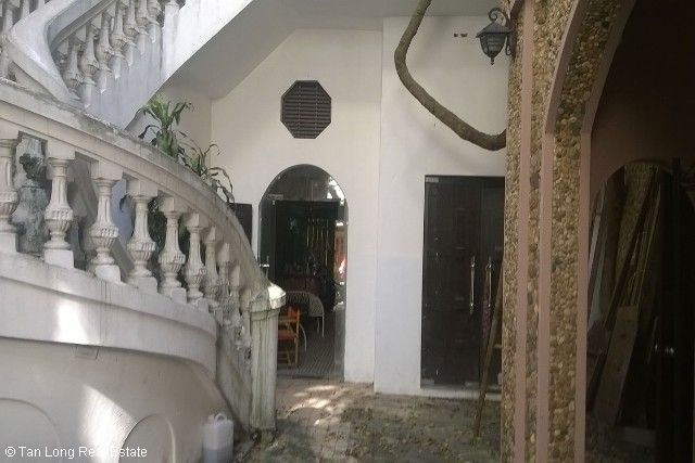 Villa with garden for sale in Hang Bun str, Ba Dinh dist, Hanoi 5