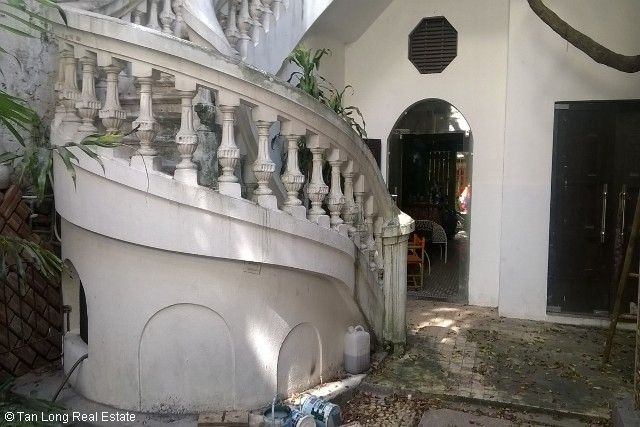 Villa with garden for sale in Hang Bun str, Ba Dinh dist, Hanoi 6
