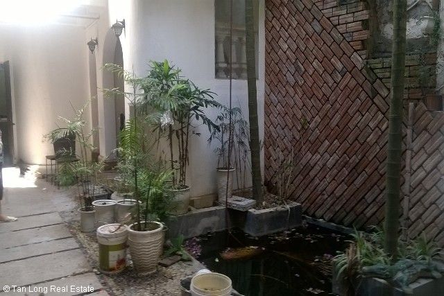 Villa with garden for sale in Hang Bun str, Ba Dinh dist, Hanoi 7