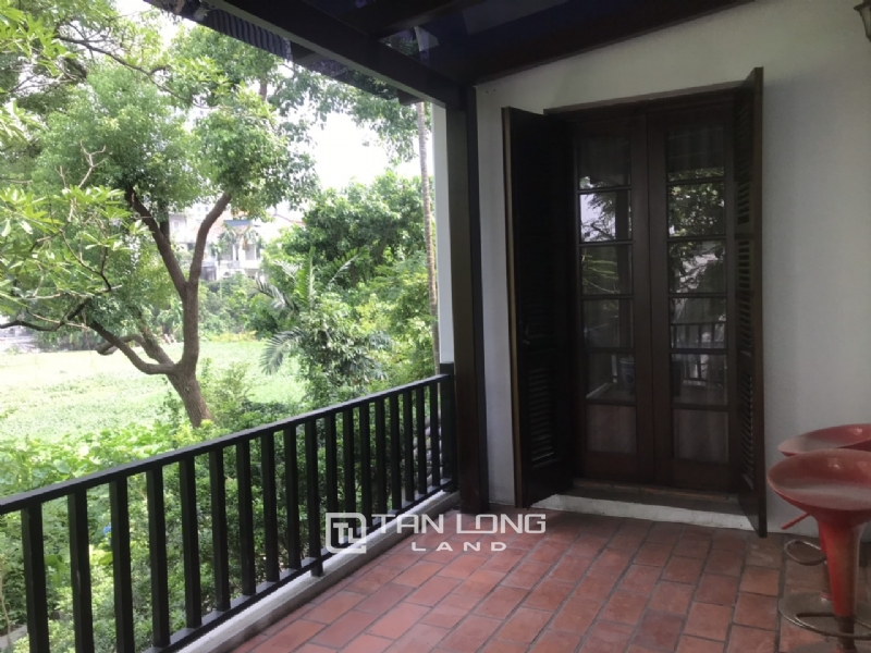 Villas for rent in Dang Thai Mai street, Tay ho district 17