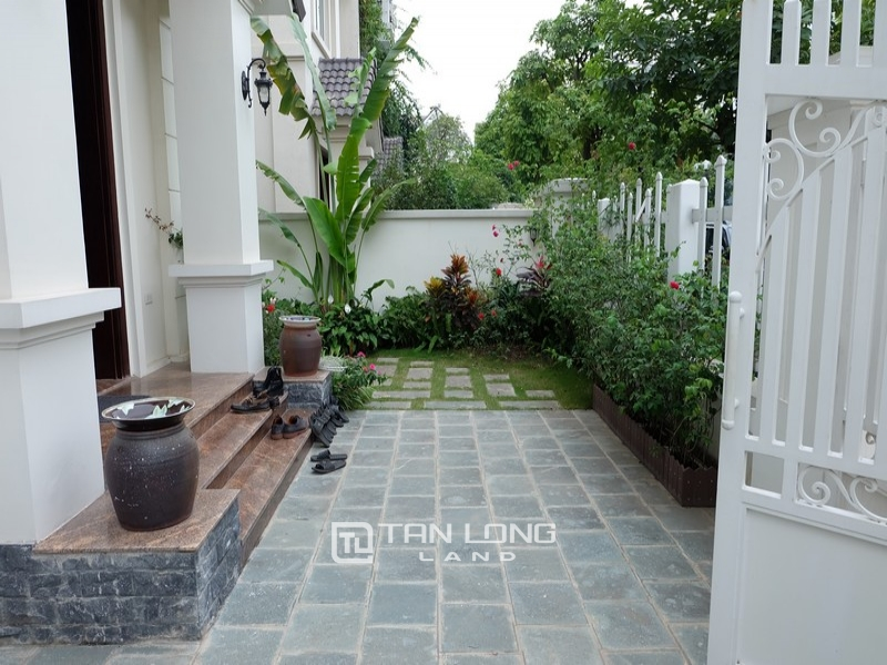 Villas for rent on Anh Dao 9, Vinhomes Riverside 1