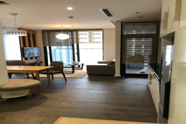 VINHOMES METROPOLIS 1 BEDROOM APARTMENT FOR RENT