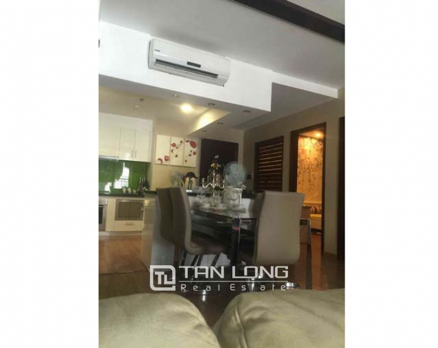 Vinhomes Times City: selling 2 bedroom apartment, modern design in T7 Building 3