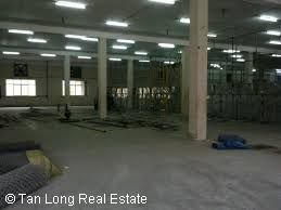 Warehouse and workshop for rent in Hoang Linh – Viet Yen – Bac Giang. 1