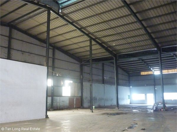 Warehouse and workshop for rent in Hoang Linh – Viet Yen – Bac Giang. 3