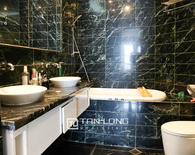<WARNING> Shocked with the luxury apartment for lease in Golden Westlake, Tay Ho district! 5