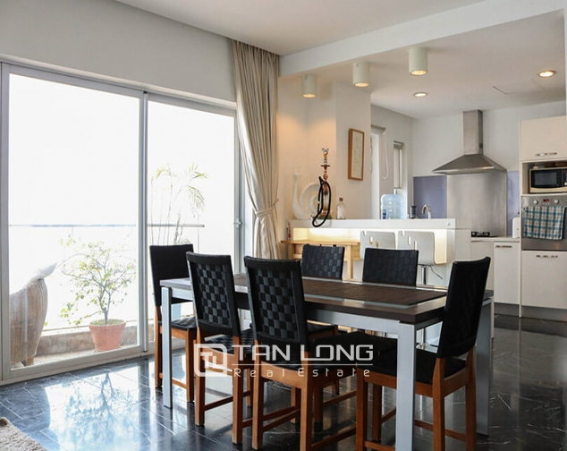 <WARNING> Shocked with the luxury apartment for lease in Golden Westlake, Tay Ho district! 10