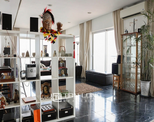 <WARNING> Shocked with the luxury apartment for lease in Golden Westlake, Tay Ho district! 9