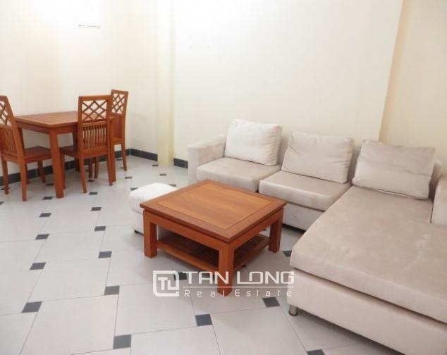 Well appointed apartment in Hoang Quoc Viet street, Cau Giay district, Hanoi for lease 1
