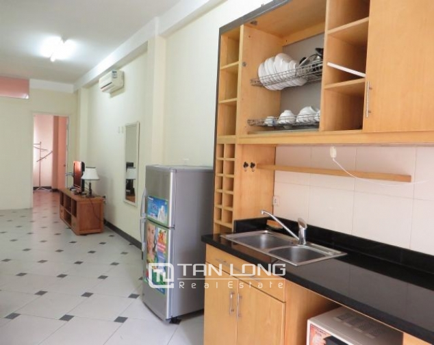 Well appointed apartment in Hoang Quoc Viet street, Cau Giay district, Hanoi for lease 4