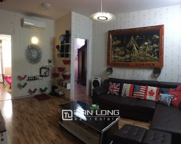 Well- appointed apartment in Vuon Dao, Lac Long Quan street, Tay Ho district for lease 2
