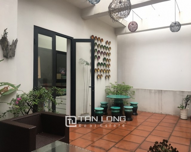 Well appointed house in Au Co street, Tay Ho dist , Hanoi for lease 5
