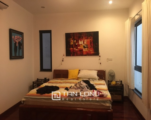 Well appointed house in Au Co street, Tay Ho dist , Hanoi for lease 1
