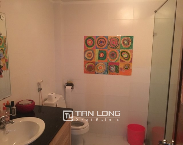 Well appointed house in Au Co street, Tay Ho dist , Hanoi for lease 2