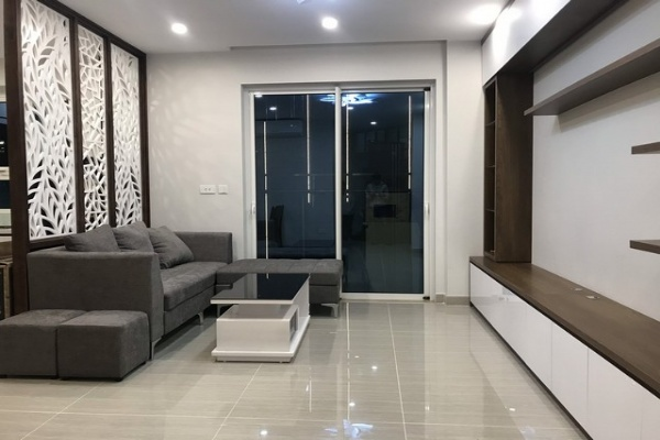 Well equiped and modern 2 bedroom apartment for rent in L tower The Link Ciputra