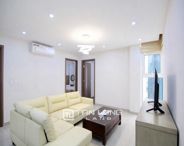 Well equipped and high floor 3 bedroom apartment for rent  in L3 The Link Ciputra urban area 2
