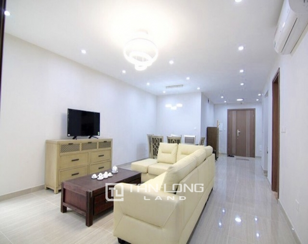 Well equipped and high floor 3 bedroom apartment for rent  in L3 The Link Ciputra urban area 3