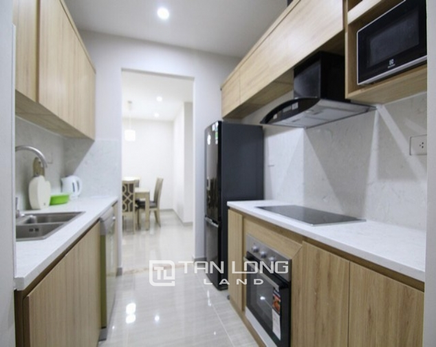 Well equipped and high floor 3 bedroom apartment for rent  in L3 The Link Ciputra urban area 4