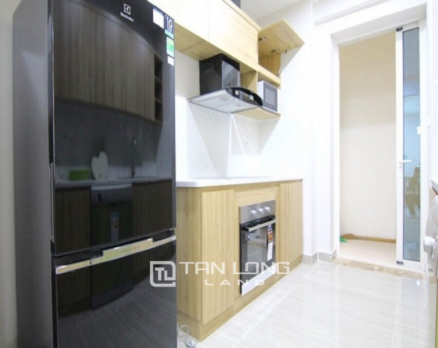 Well equipped and high floor 3 bedroom apartment for rent  in L3 The Link Ciputra urban area 5
