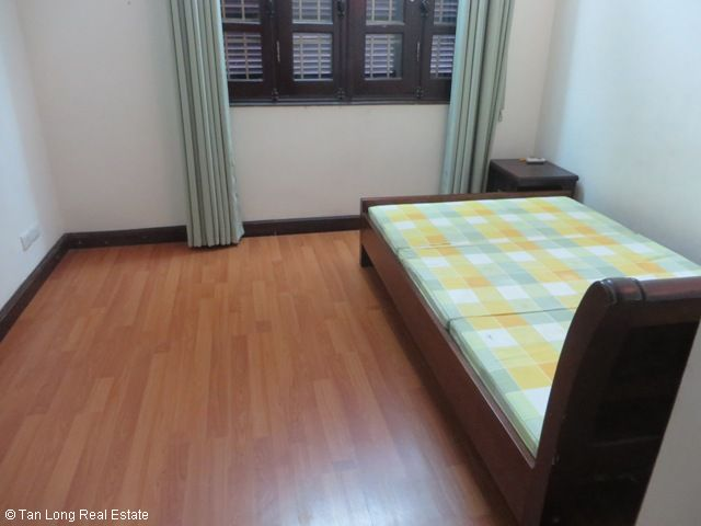 Well furnished 5 bedroom villa with garden for rent in D5 Ciputra, Tay Ho dist, Hanoi 9