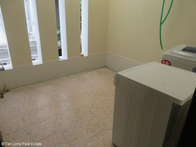 Well furnished 5 bedroom villa with garden for rent in D5 Ciputra, Tay Ho dist, Hanoi 2
