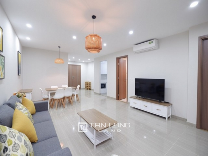 Well furnished and golf view 3 bedroom apartment for rent in L4 tower The Link Ciputra 1
