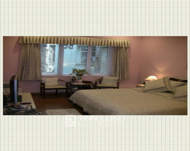 Well-apointed house in Van Ho street, Hai Ba Trung dist for lease 4