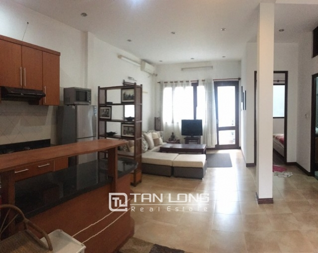 Well – appointed apartment for lease in Tu Hoa str, Nghi Tam Village, Tay Ho distr, Hanoi 1
