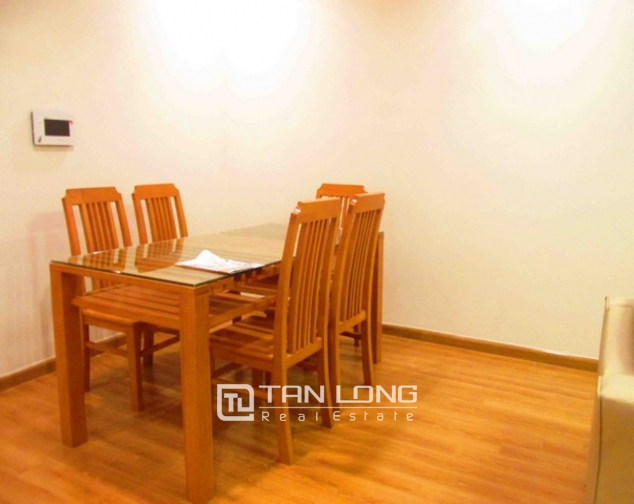 Well-appointed apartment for rent in Vinhomes Nguyen Chi Thanh 2